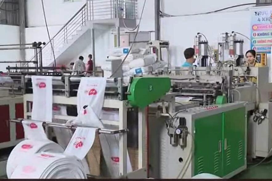 Nhà máy sản xuất túi nilon